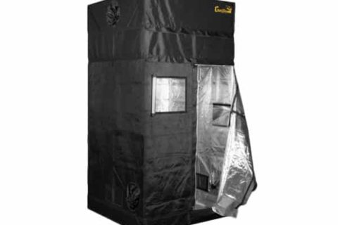SuperRoom Smart 5' x 5' Super Flow Grow Tent Package