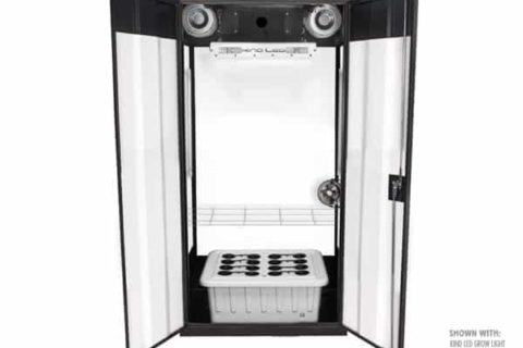 SuperFlower Smart Grow Closet Hydroponic